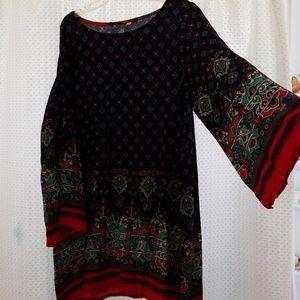 Pretty pattern Tunic